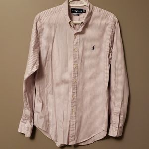 Ralph Lauren Classic fit Button down shirt M